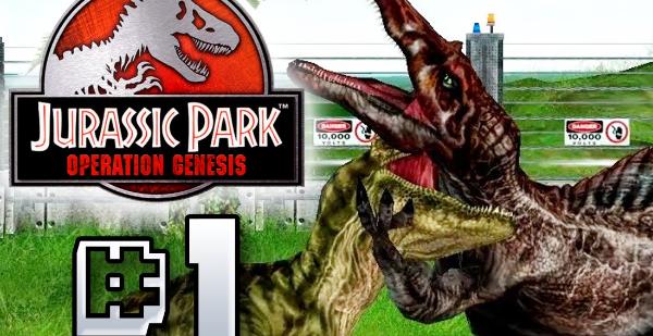 Download Jurassic Park Operation Genesis