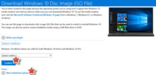 windows 10 pro iso