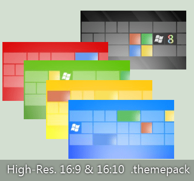 Download Ultimate Tile Themepack For Windows 7 Download