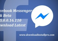 Facebook Messenger Apk Beta 205.0.0.16.110 Download - featured image
