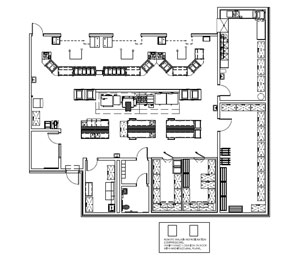 Middle School 3200 SQ FT Plan 1