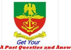 Nigerian Defence Academy (NDA) 2021/2022 [73RC] Application Form for Admission is Out