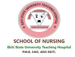 Ekiti State School of Nursing Form
