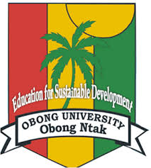Obong University Post UTME Past Questions