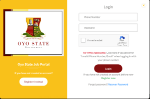 Oyo State Hospitals Management Board Recruitment 2020
