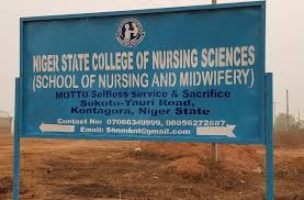 Niger State College of Nursing Form 2020