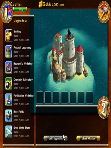 Pirates Battle For Caribbean PC Game Free Download