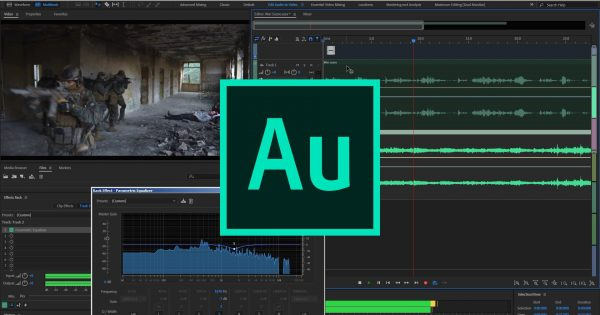 Skillshare Tutorials - Adobe Audition: Sound post-production for Film. Documentary. Interview and clips Free Download | Download Pirate