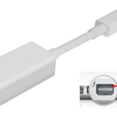 Rj45 To Thunderbolt Scout Ii Ignition Wiring Diagram How Do I Configure The Apple Gigabit Ethernet Adapter Connect Your Computer