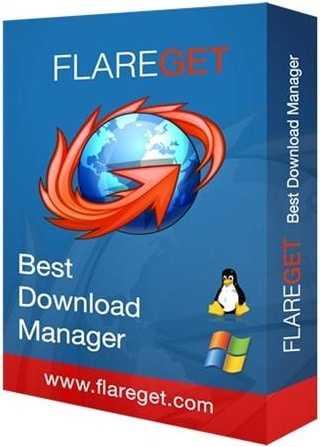تحميل برنامج فليرجيت مانجر 2019 FlareGet Download Manager