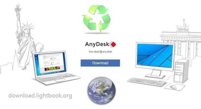 Download AnyDesk 2019 Share PC Desktop & Mobile Latest Free