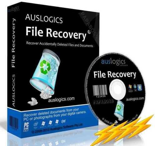 Télécharger Auslogics File Recovery pour Windows 32/64 bit
