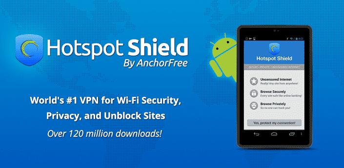 Télécharger HotSpot Shield 2019 Ouvrir Les Sites Bloqués