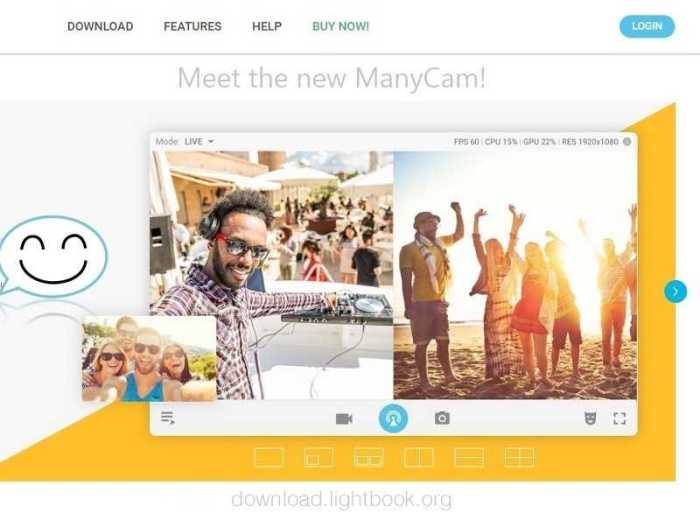 Download ManyCam 2019 Video & Voice Call for PC & Mobile