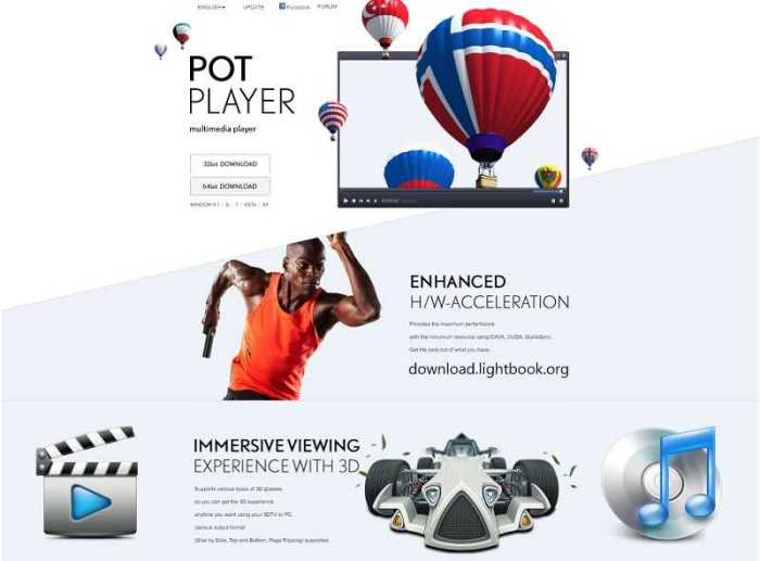 Download PotPlayer 2019 Play Video & Audio for PC & Mobile