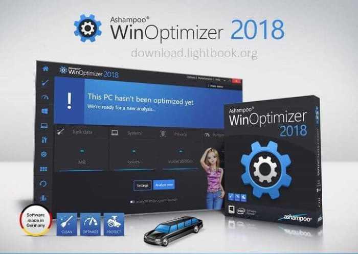 Download WinOptimizer Free 2018 Improve and Repair Windows