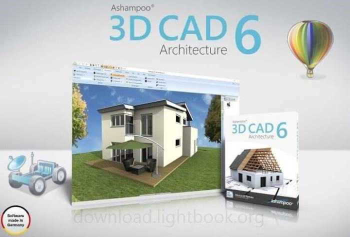 Télécharger Ashampoo 3D CAD Architecture 6 Pour Windows
