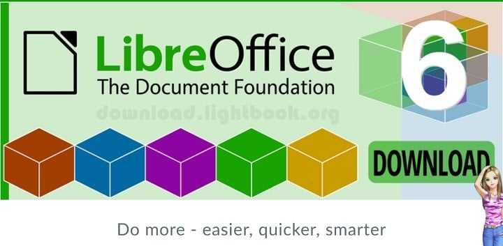 Descargar Apache LibreOffice 2019 Gratis Office Suite
