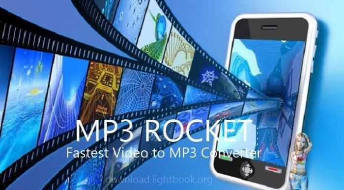 Download MP3 ROCKET 2019 Free Convert Video and Audio