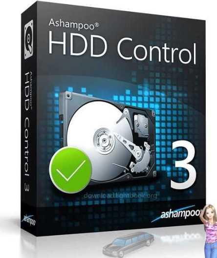 Télécharger Ashampoo HDD Control 3 Surveiller et Réparer HD