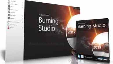 تحميل برنامج Ashampoo Burning Studio 2018 لحرق أقراص CDs ,DVDs و Blu-ray