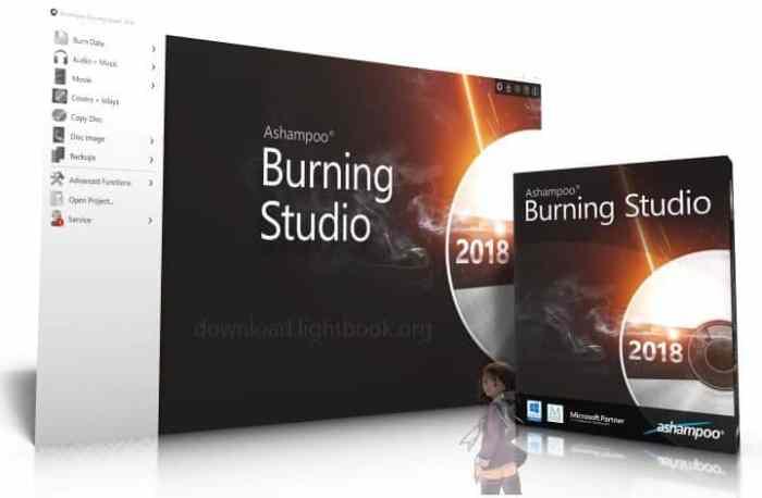 Descargar Ashampoo Burning Studio GrabarCD/DVD y Blu-ray