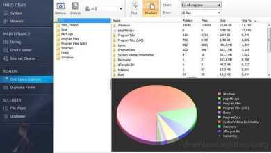 تحميل برنامج Ashampoo HDD Control 3 لمراقبة واصلاح الهارد ديسك لنظام ويندوز
