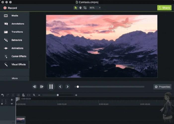Télécharger Camtasia Studio 2019 Capture Vidéo de L'écran