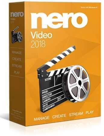 Download Nero Video 2019 Make Video Clips & Photo Galleries