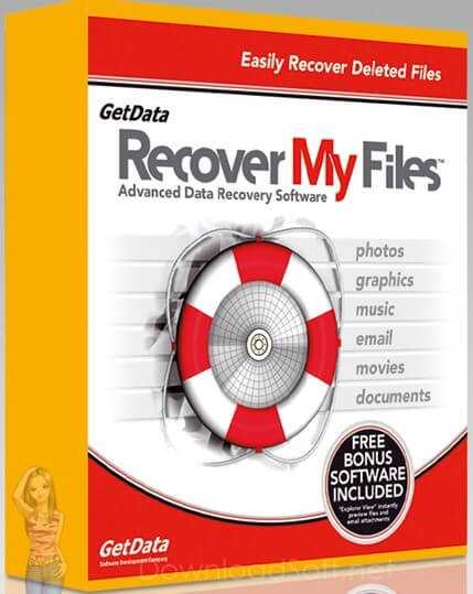 Download Recover My Files2019 for Windows 32/64 bit