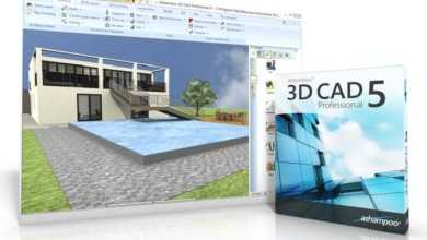 Photo of Télécharger 3D CAD Professional 5 La Solution Parfaite