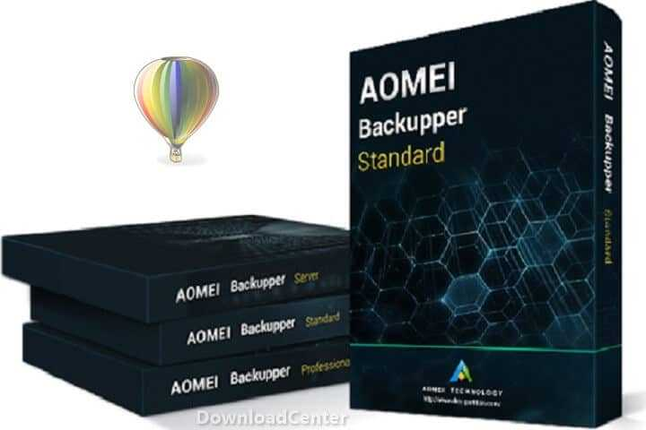 Download AOMEI Backupper Standard - Backup Files for PC