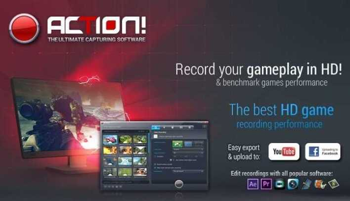 DownloadMirillis Action! Screen Recorder HD Video Quality