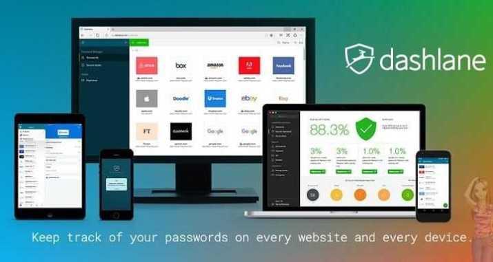 Télécharger Dashlane Password Manager pour Windows et Mac