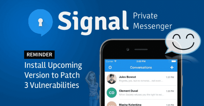 Download Signal Private Messenger Free Audio & Video Chat