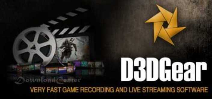 Download D3DGear - Record Games to High-Quality Videos