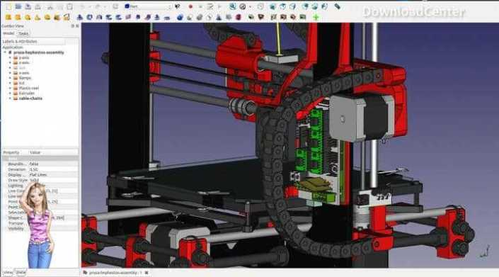 Descargar FreeCAD 3D Diseñador para Windows, Mac y Linux