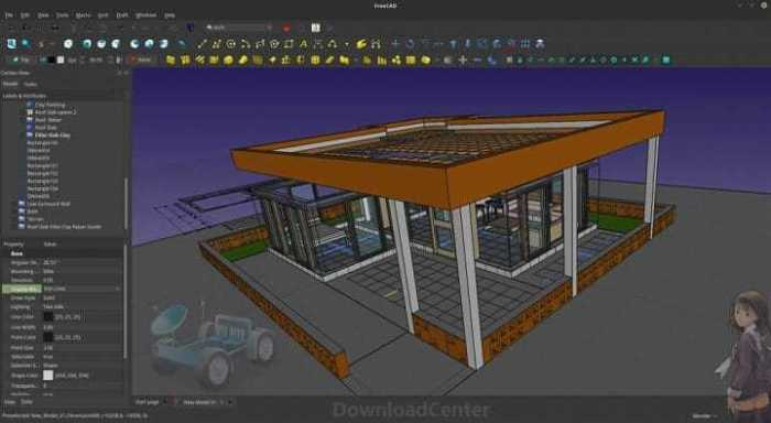 3D Diseñador para Windows, Mac y Linux