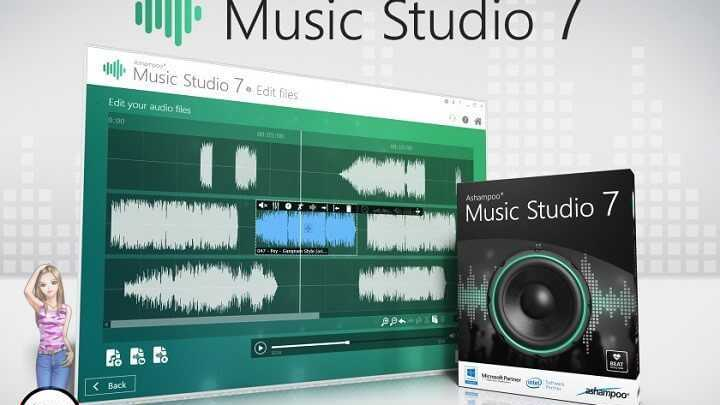 Photo of تحميل برنامج 7 Ashampoo Music Studio لتحرير ملفات MP3 مجانا