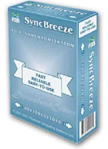 Download Sync Breeze to Synchronize Files to Your PC for Free