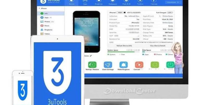 Photo of تحميل برنامج 3uTools الكل في واحد لإدارة تطبيقات أجهزة iOS