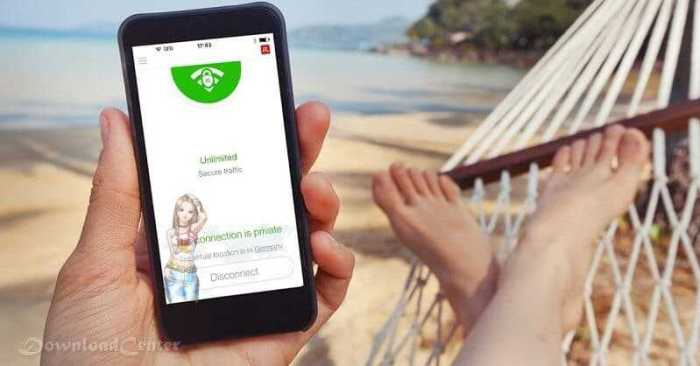 Download Avira Phantom VPN Secure and Open Blocked Sites
