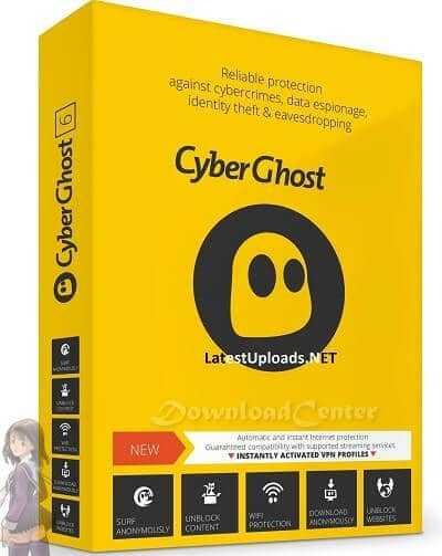 تحميلCyberGhost VPN حماية خصوصيتك وفتح المواقع المحظورة