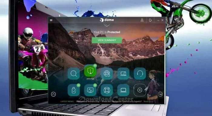 Télécharger Panda Dome VPN PremiumProtéger et Débloquer Web