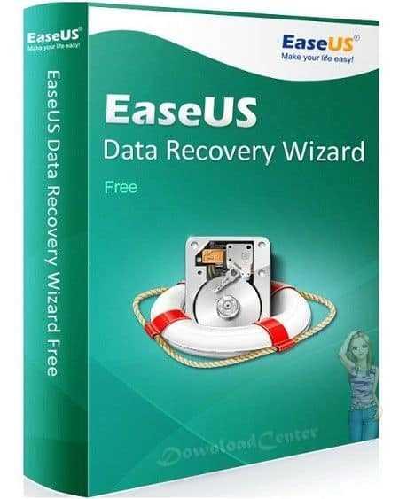 تحميلEaseUS Data Recovery Wizard Free لاسترداد الملفات المفقودة