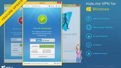 Photo of Télécharger Hide.me VPN Protéger Vie Privée et Web Débloquer
