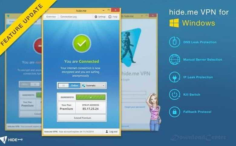 Download Hide.me VPN Protect Your Privacy & Unblock Sites