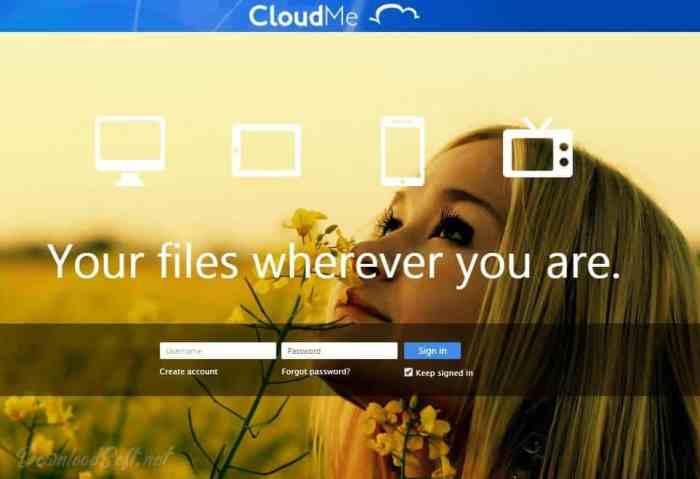 Télécharger CloudMe Desktop Sync pour PC, Mac et Linux