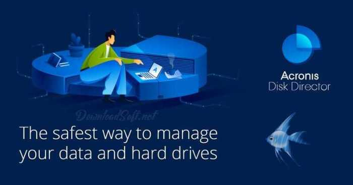 Download Acronis Disk Director Free Manage Data and HD