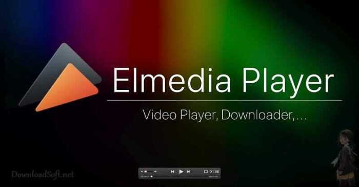 Download Elmedia Player Best Free Universal Video Player